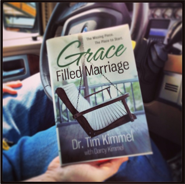Filling Your Marriage With Grace