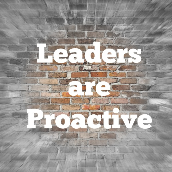 Being Proactive About the Health of Those You Lead