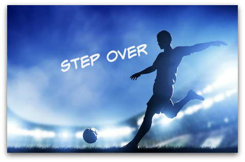 Step Over: Go In a New Direction