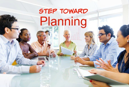 Step Toward: Planning