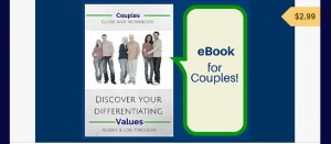 Differentiating Values Couples guide and workbook ad