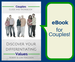 ad - Discover your differentiating values for couples - a guide and workbook (1)