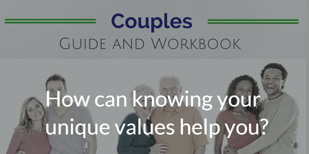 How can knowing your unique values help you?