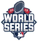 2015 World Series logo